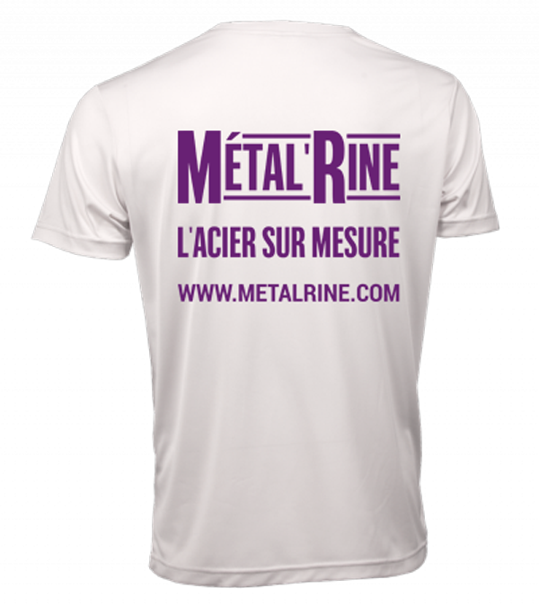 Flex sur T-shirt