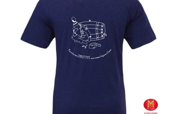 Sérigraphie sur Tee-shirts