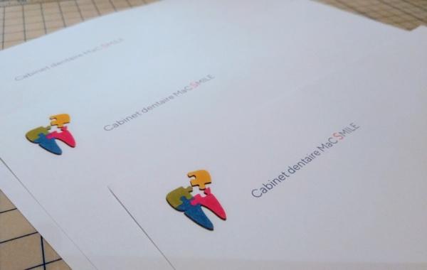 Papier en-tête & enveloppe