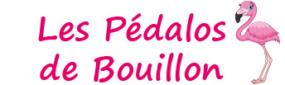 Les pédalos de Bouillon